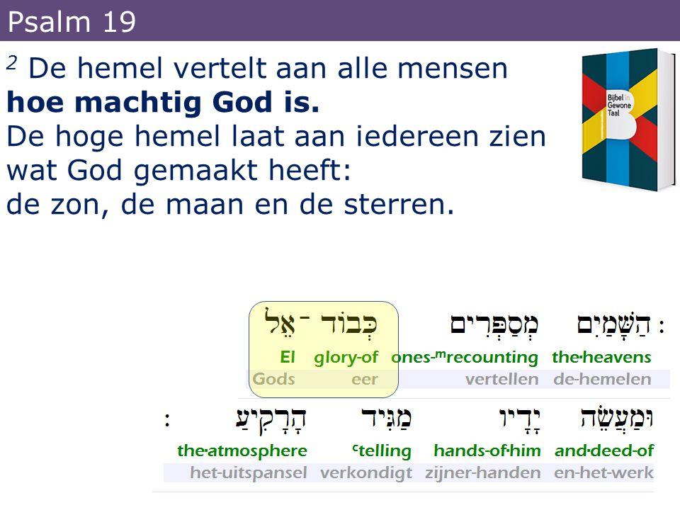 Je moet er dus op vertrouwen dat God je wil redden 5 Maar niemand verdient het om door God gered te worden.
