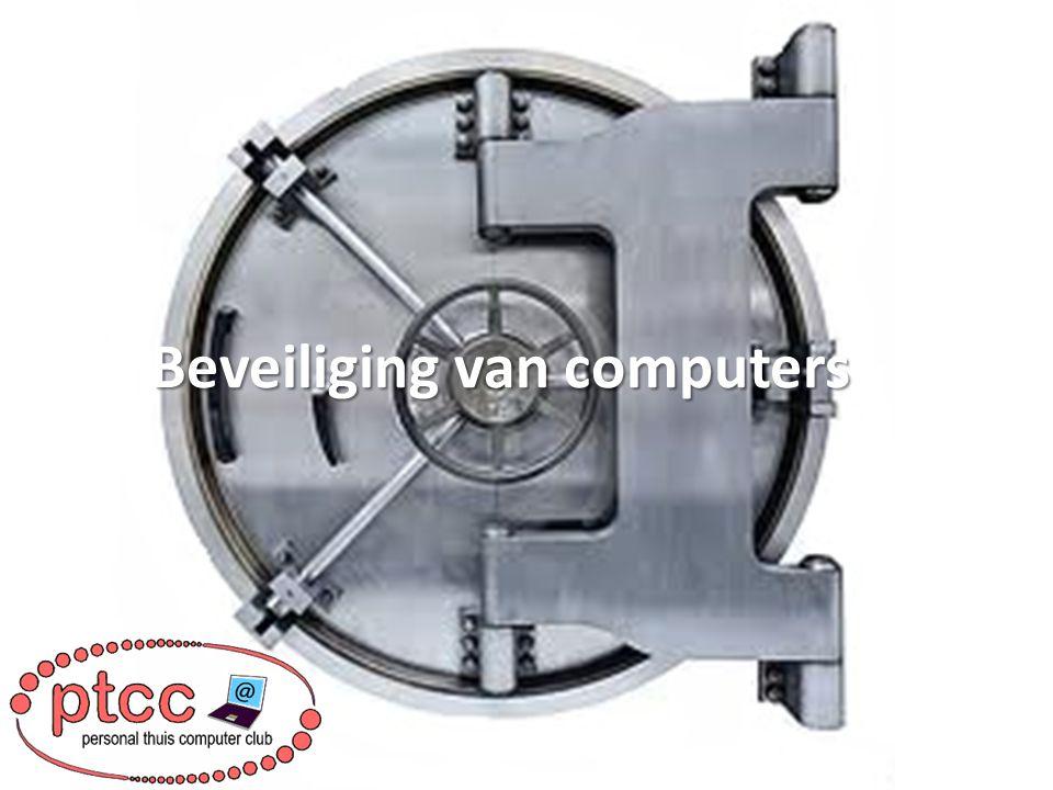 Beveiliging van computers