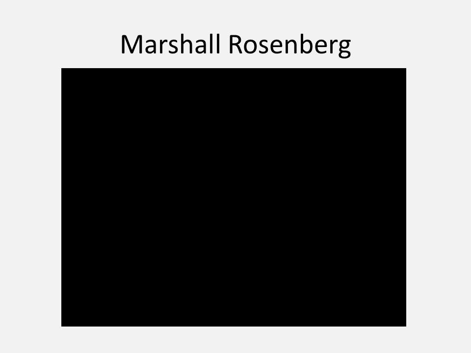 Marshall Rosenberg