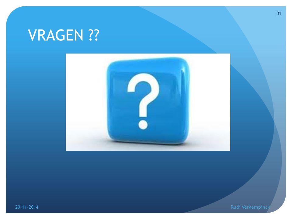 VRAGEN ?? 20-11-2014Rudi Verkempinck 31