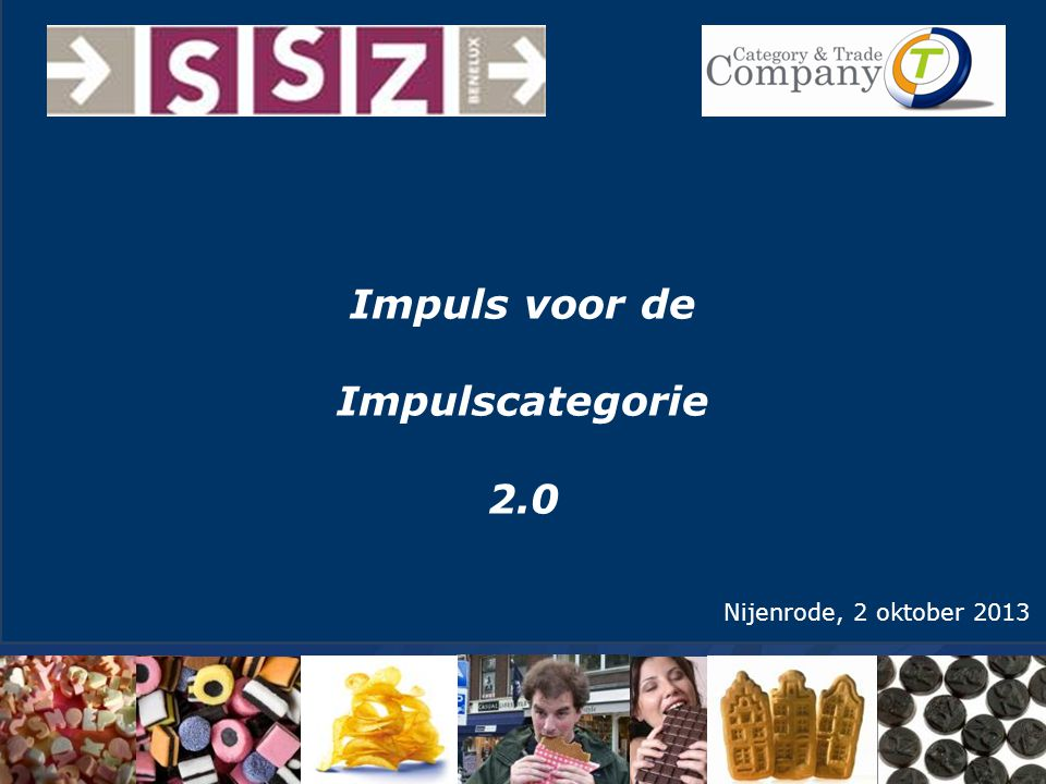 Impuls voor de Impulscategorie 2.0 Nijenrode, 2 oktober 2013