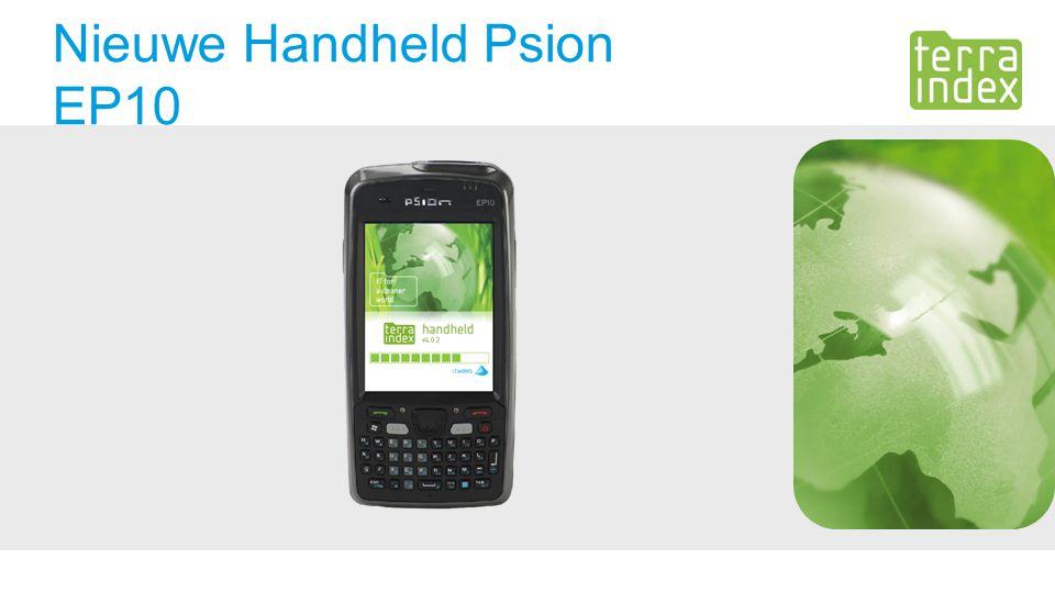 Nieuwe Handheld Psion EP10