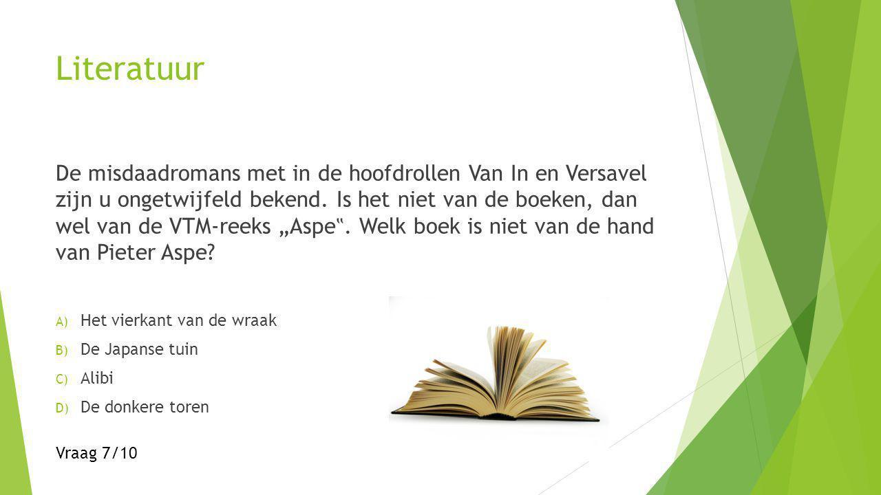 Poëzie We gaan op zoek naar een episch heldendicht dat geldt als een hoogtepunt in de Nederlandse middeleeuwse literatuur. Het telt in totaal 3469 ver