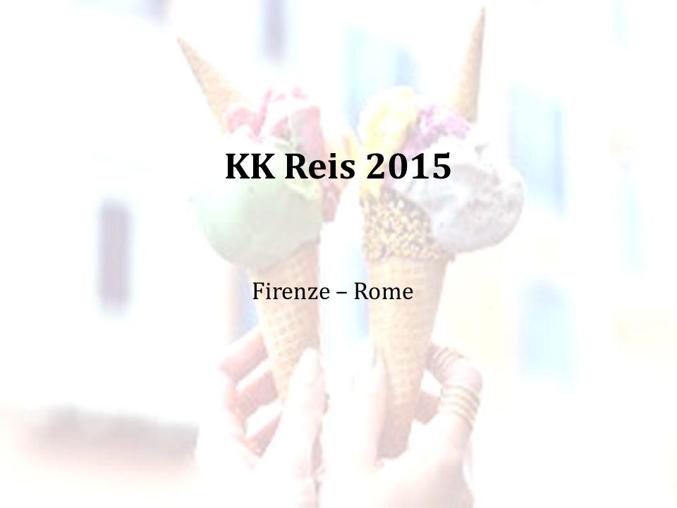Firenze – Rome KK Reis 2015