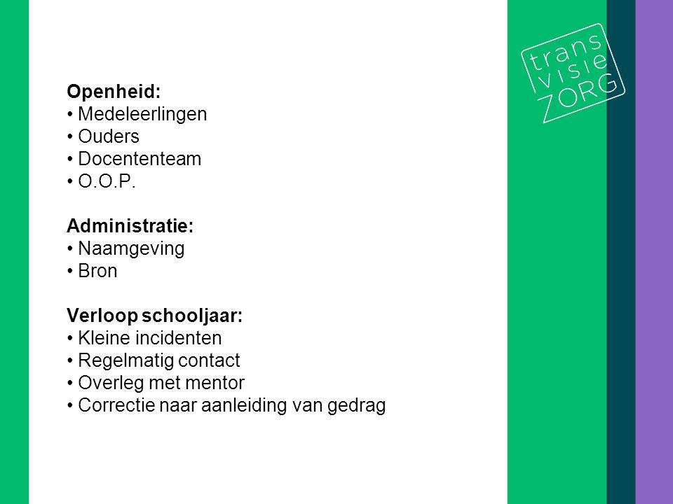 De titel van de presentatie 10/10 Samenvatting: - Openheid - Communicatie - Vertrouwen geven en uitstralen