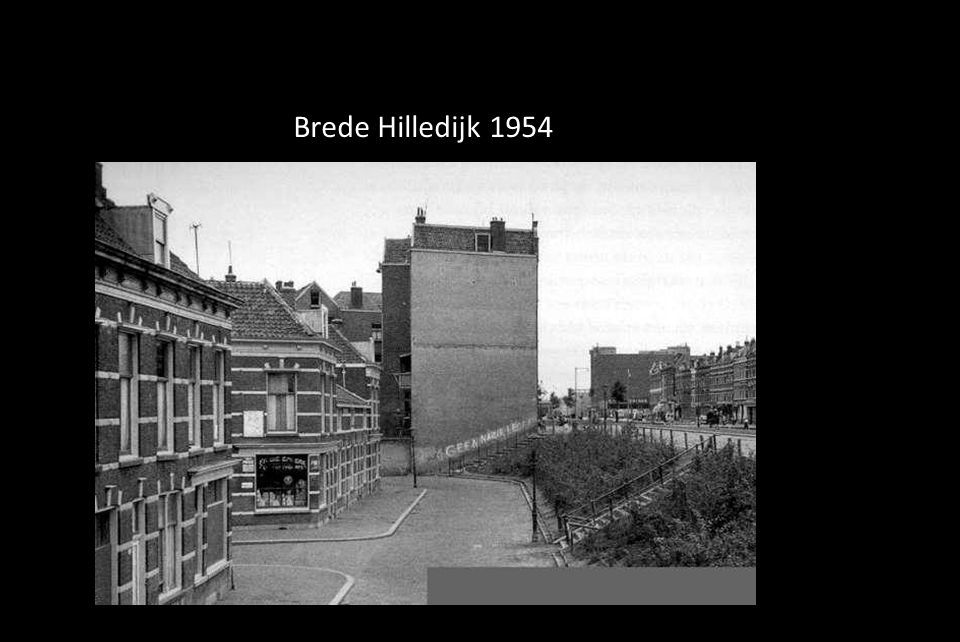Beijerlandselaan / Groene Hilledijk 1972