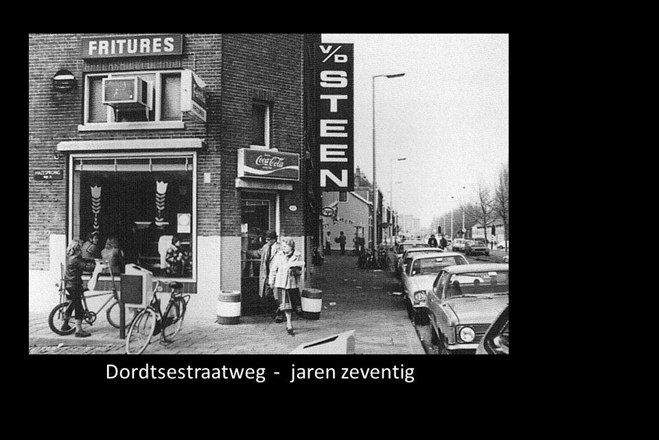 Brielselaan - Hellevoetstraat, 1958