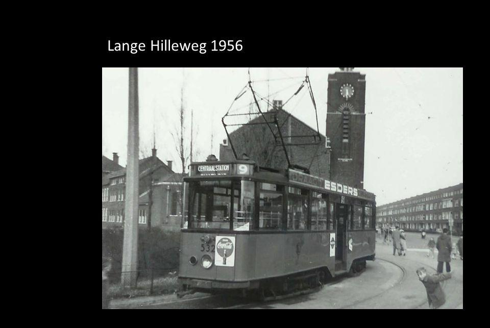 Lange Hilleweg 1950
