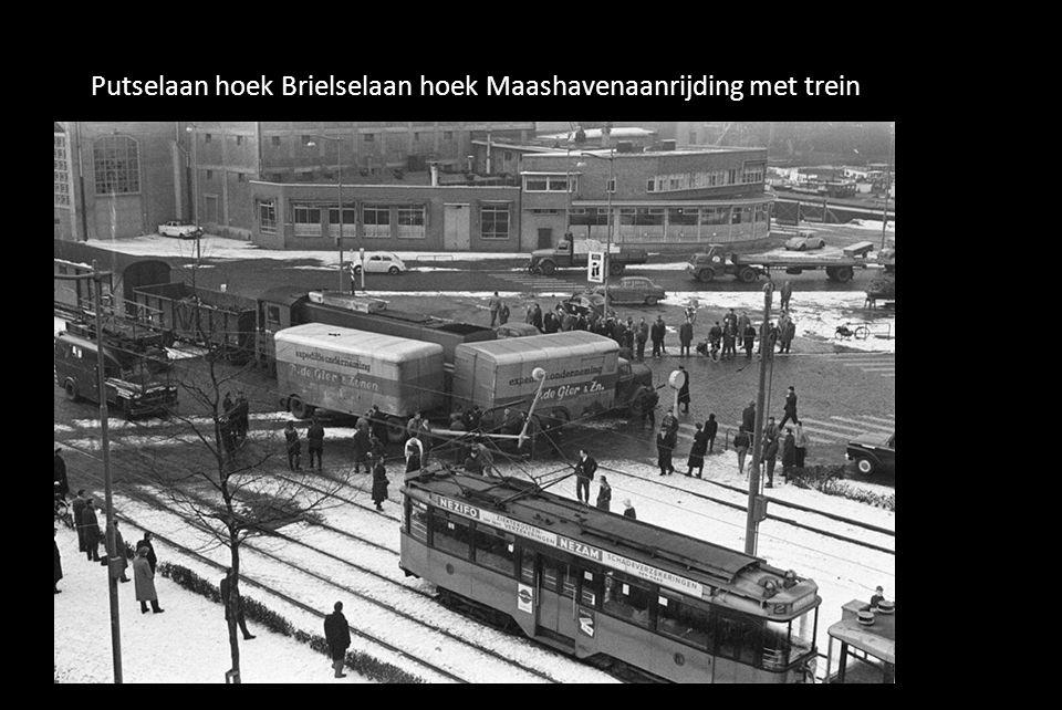 Pretorialaan - Maashaven 1982