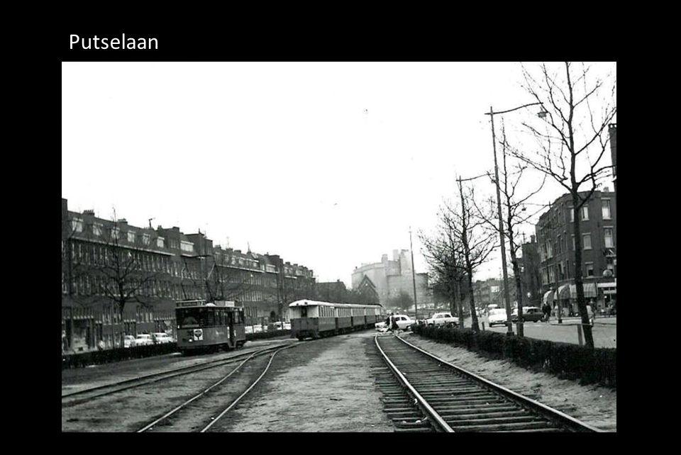 Putselaan in 1950