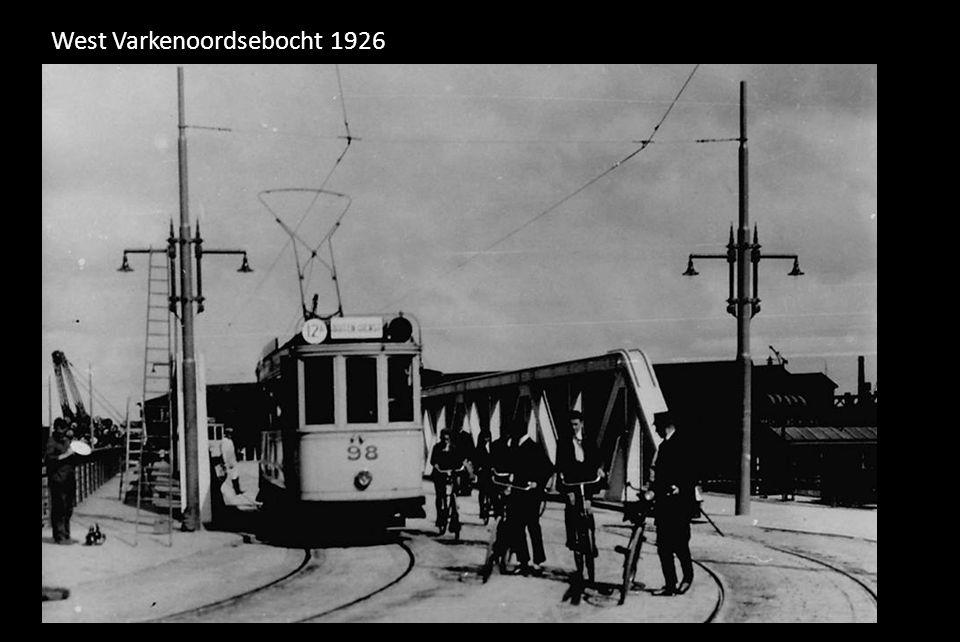 Vuilnismannen in Vreewijk 1930