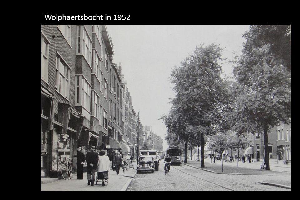 Wolphaertsbocht in de jaren vijftig
