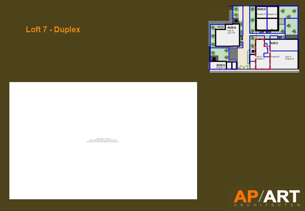 Loft 7 - Duplex