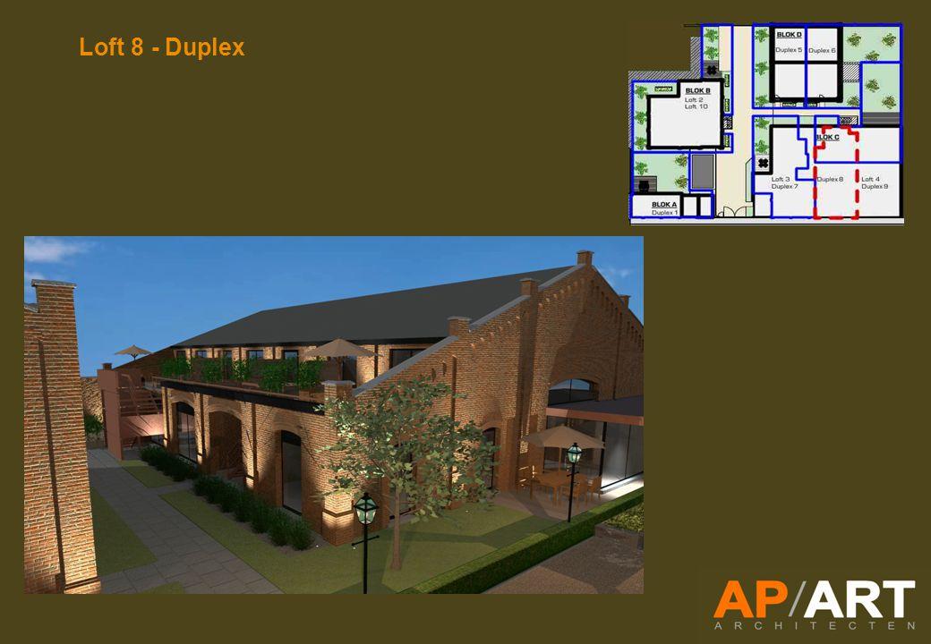 Loft 8 - Duplex