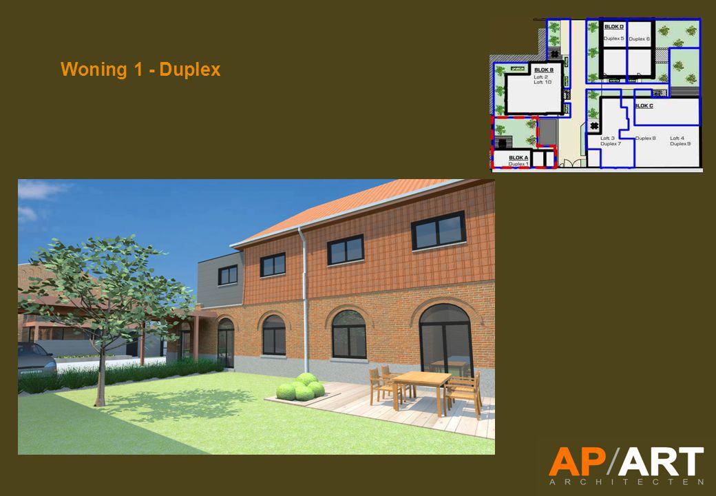Woning 1 - Duplex