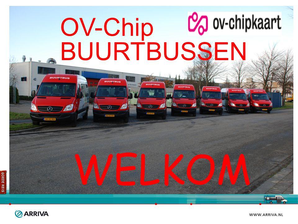 OV-Chip BUURTBUSSEN WELKOM