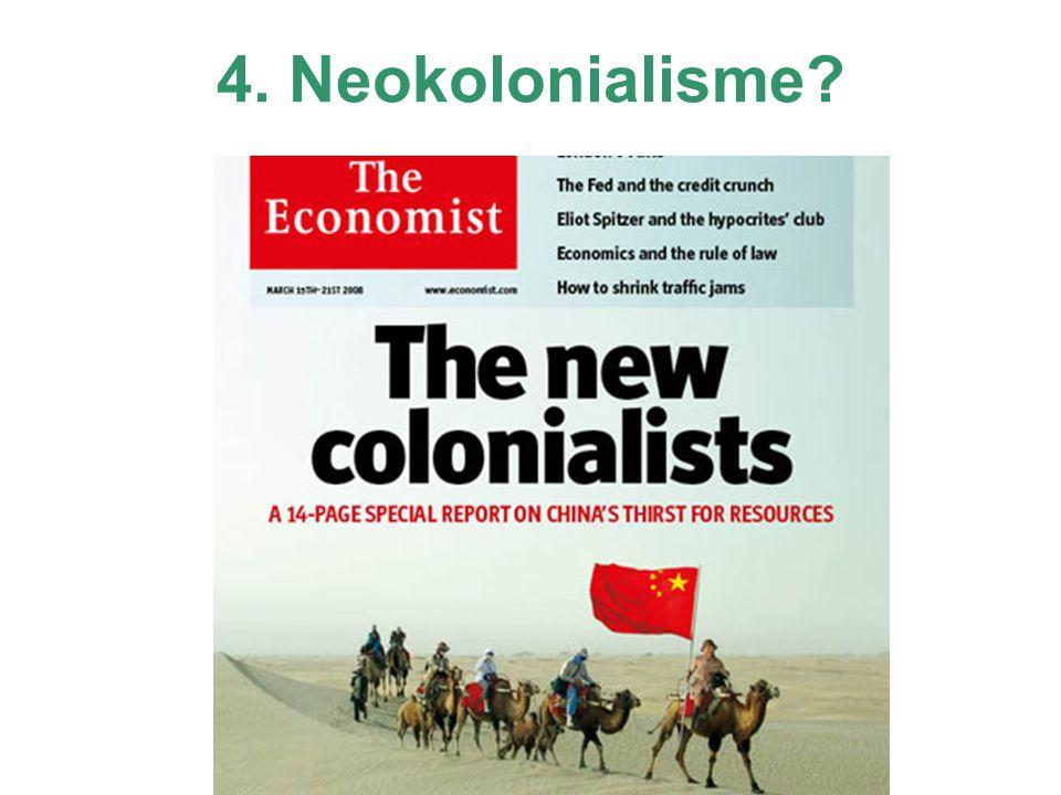4. Neokolonialisme?