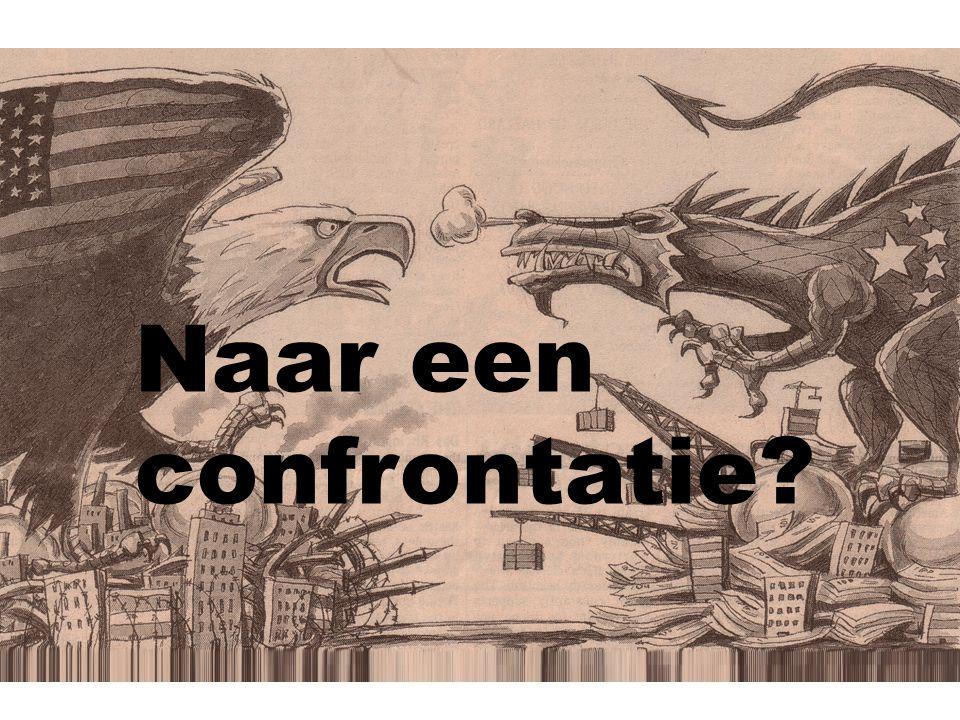 Naar een confrontatie?