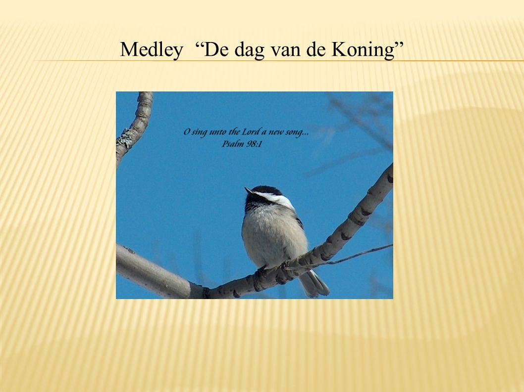 """Medley """"De dag van de Koning"""""""