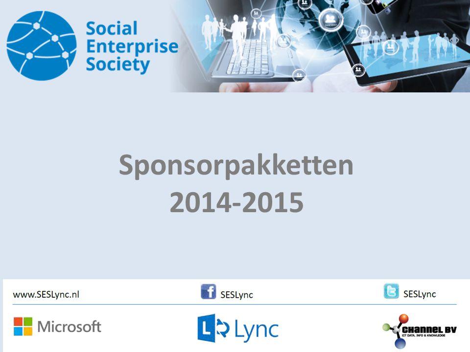Sponsorpakketten 2014-2015