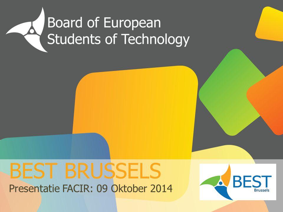 BEST BRUSSELS Presentatie FACIR: 09 Oktober 2014