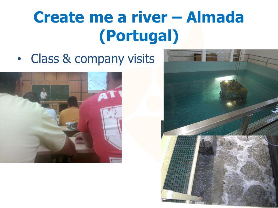 Class & company visits