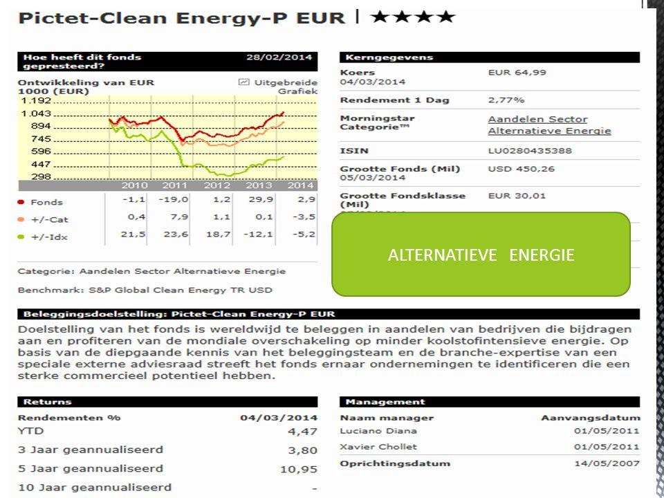 21/11/2014 33 ALTERNATIEVE ENERGIE