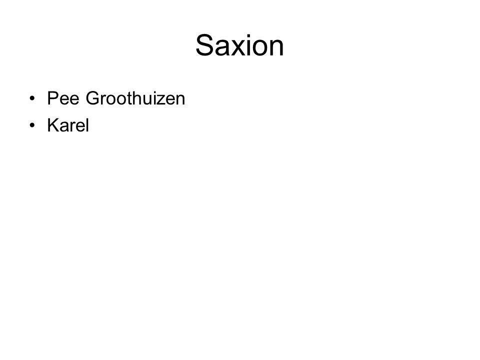 Saxion Pee Groothuizen Karel
