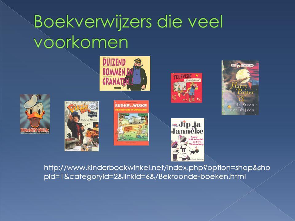 http://www.kinderboekwinkel.net/index.php?option=shop&sho pid=1&categoryid=2&linkid=6&/Bekroonde-boeken.html