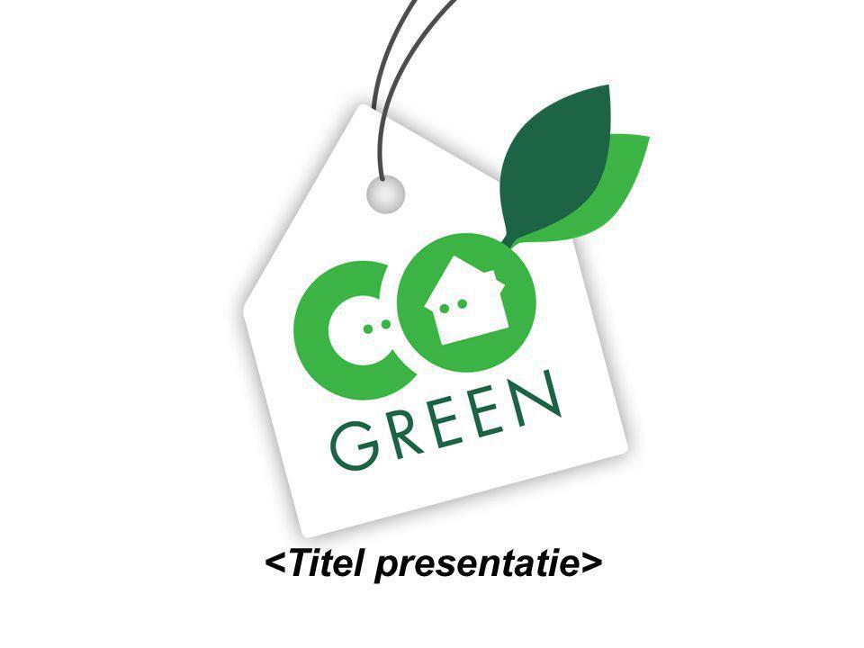 Co-Green Dit is een sheet met tekst.Dit is de kop.