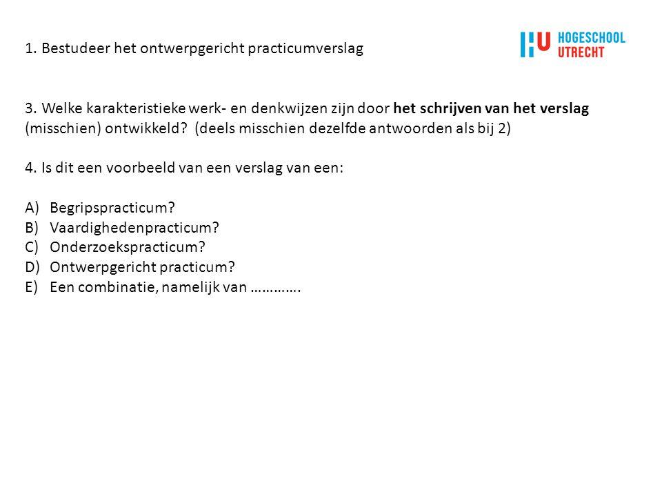 1.Bestudeer de video op http://www.leraar24.nl/video/3329http://www.leraar24.nl/video/3329 2.