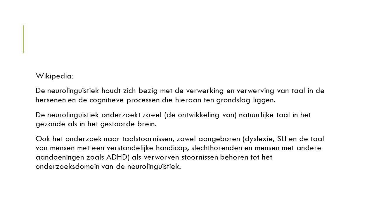 VRAAG 5 Noem twee aspecten die mevrouw Crone met de fMRI-scan (zie ook paragraaf 3.3 Het maken van beelden van de hersenen) onderzoekt.