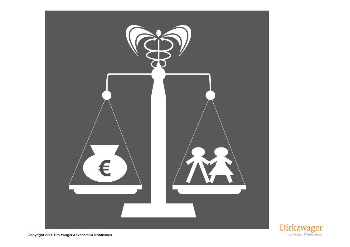Copyright 2011. Dirkzwager Advocaten & Notarissen €