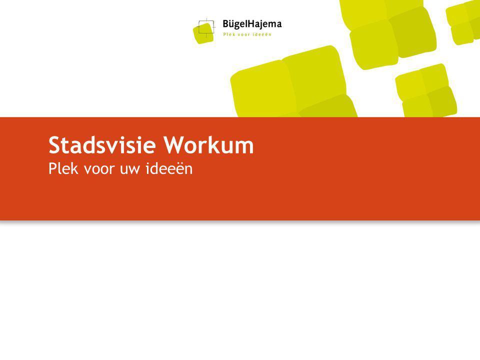 Stadsvisie Workum Plek voor uw ideeën