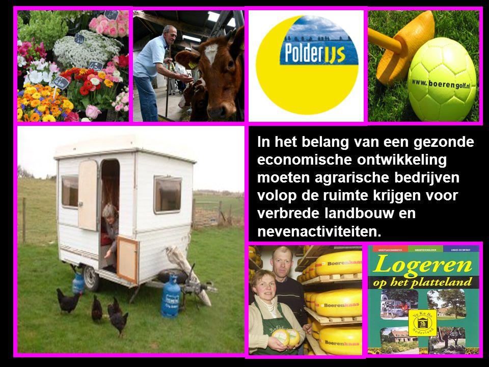Toerisme & recreatie zijn belangrijke speerpunten in de economische ontwikkeling van Noordwijkerhout.