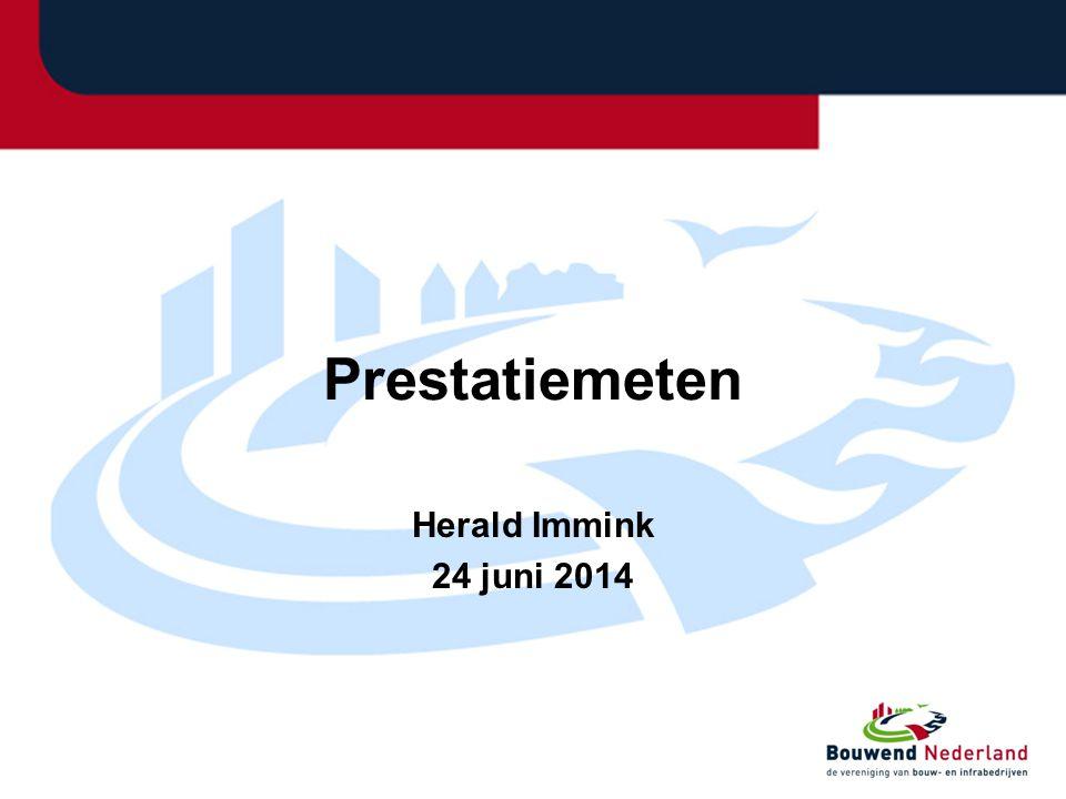 Prestatiemeten Herald Immink 24 juni 2014