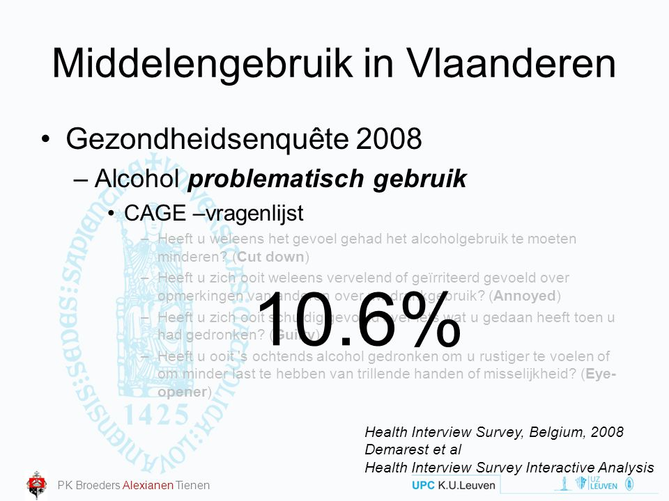 Substance Use Disorder A maladaptive pattern of substance use leading to clinically significant impairment or distress, as manifested by 2 (or more) of the following, occurring within a 12-month period: –important social, occupational, or recreational activities are given up or reduced because of substance use –the substance use is continued despite knowledge of having a persistent or recurrent physical or psychological problem that is likely to have been caused or exacerbated by the substance.