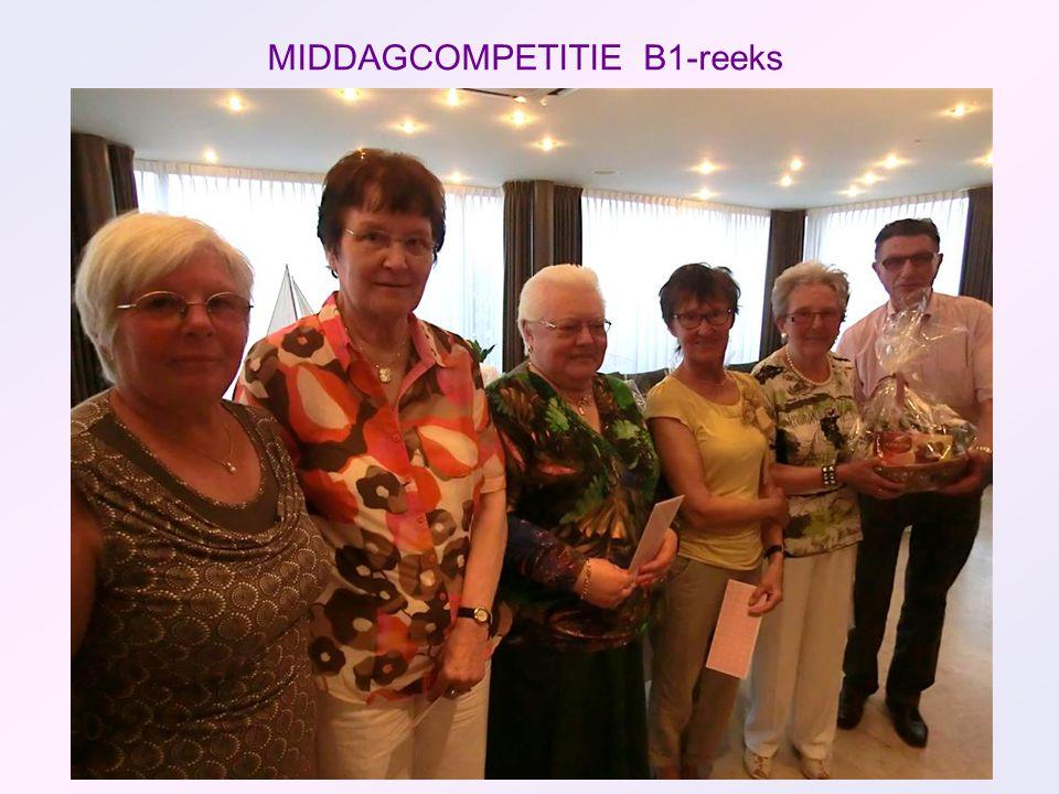 MIDDAGCOMPETITIE B2-reeks