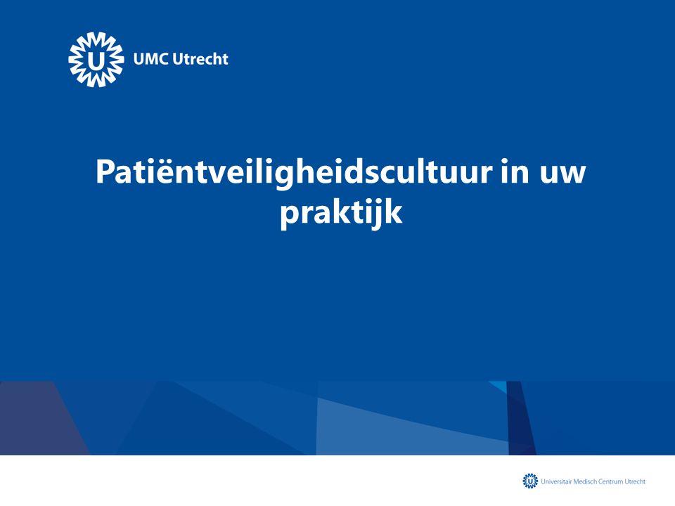 Programma 1.Inleiding in patiëntveiligheid en Human Factor Engineering (HFE) 2.