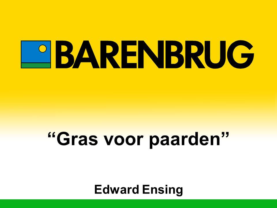 """""""Gras voor paarden"""" Edward Ensing"""