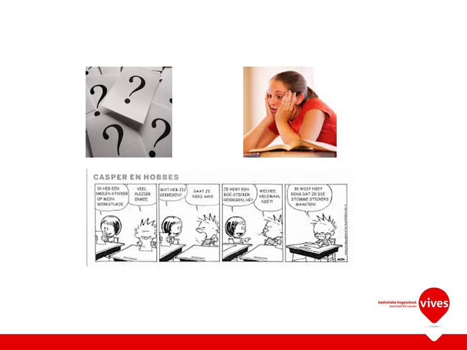 Doel BCBC VKSVKS OnvoldoendeVoldoendeGoedZeer goed De student kan een ontwikkelende visie op zorg beargumenteren vanuit praktijkvoorbeelden, literatuur (theoretische kaders) en onderzoek.