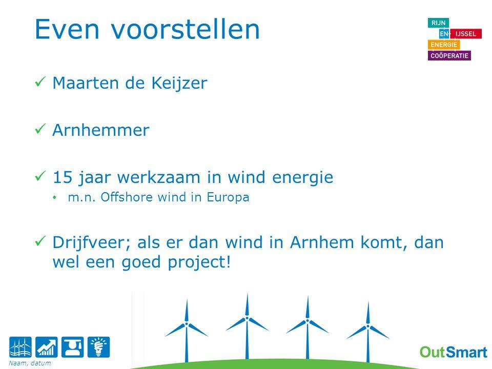 Inhoud Waarom wind in NL.Waarom wind in Arnhem.
