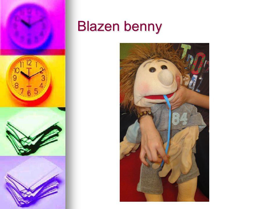 Blazen benny