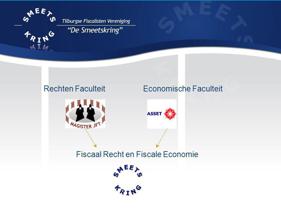 Rechten Faculteit Economische Faculteit Fiscaal Recht en Fiscale Economie