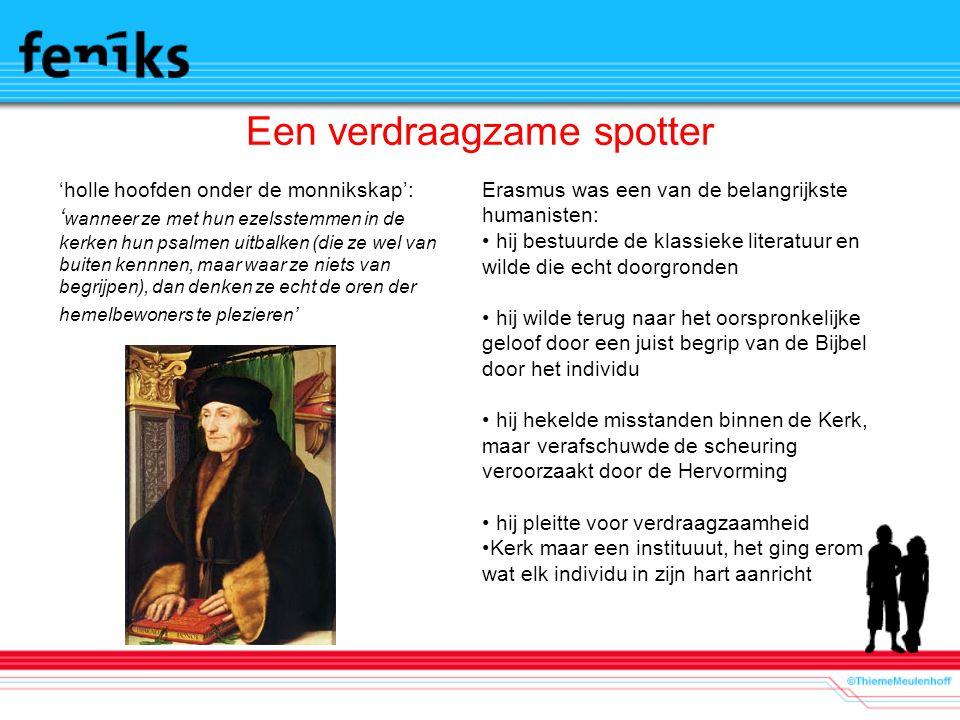 bron 1 De Spanjaard Francisco de Enzinas laat in Antwerpen het Nieuwe Testament in het Spaans drukken en biedt dit Karel V aan.