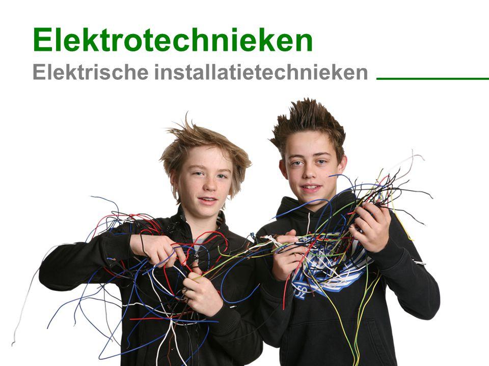 Elektrotechnieken Elektrische installatietechnieken