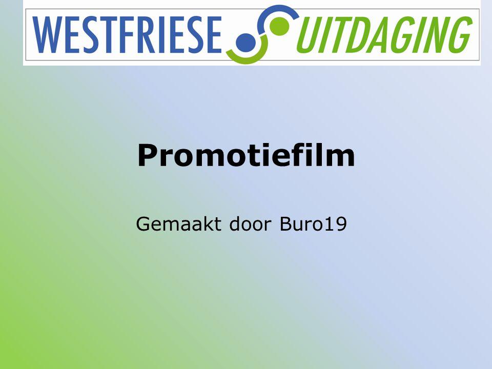 Promotiefilm Gemaakt door Buro19