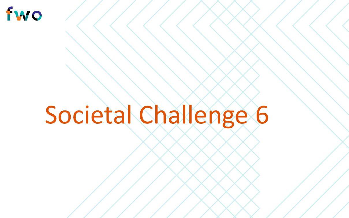 Societal Challenge 6