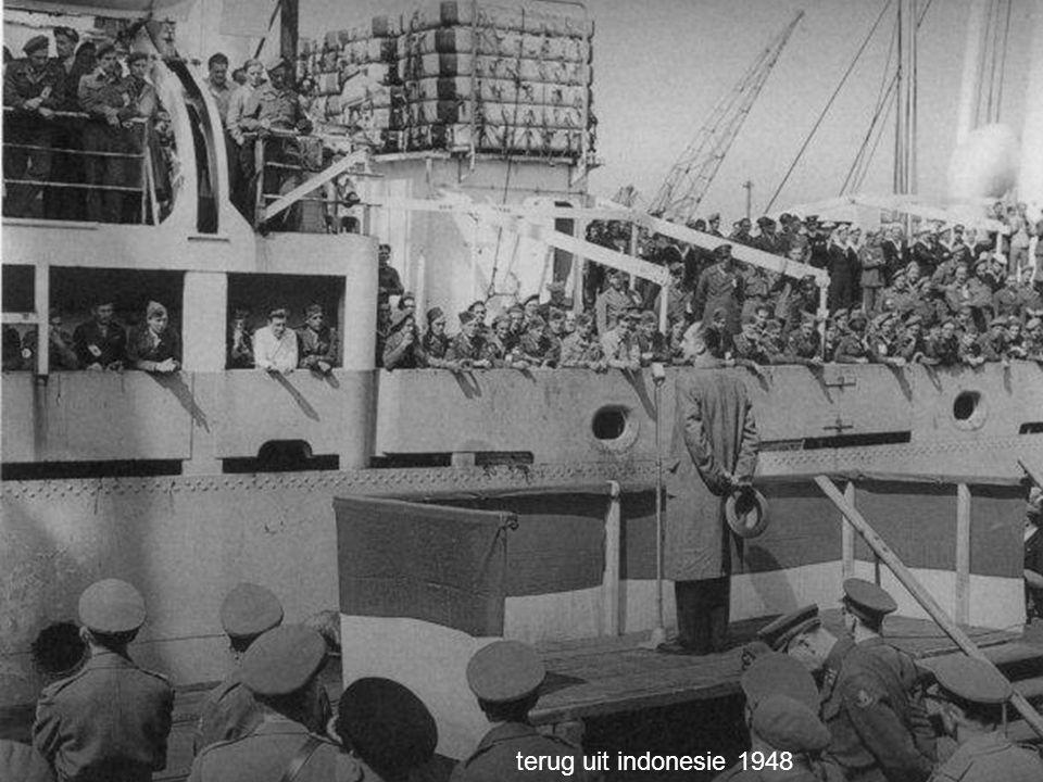 terug uit indonesie 1948