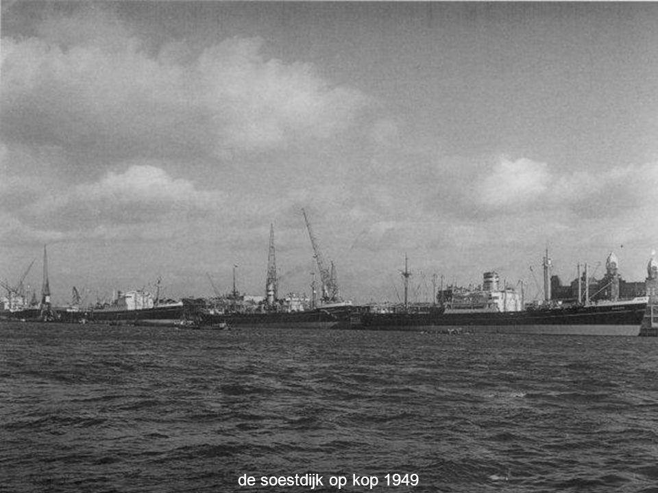 de soestdijk op kop 1949